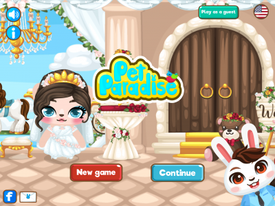 Facebook Games Pet Paradise — the New Life of the Original Facebook Pet Society Game