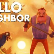 Hello Neighbor – Get off my lawn!